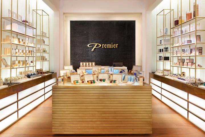 Premier By Dead Sea Concept Store By Oron Milshtein, Eilat U2013 Israel