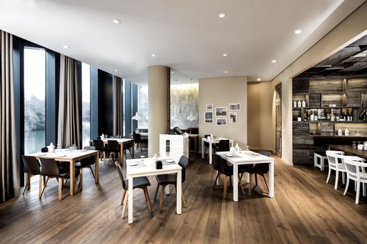 sansibar by breuninger restaurant by dia dittel. Black Bedroom Furniture Sets. Home Design Ideas