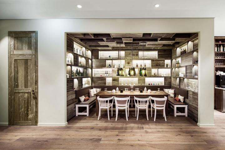 sansibar by breuninger restaurant by dia dittel architekten d sseldorf retail design blog. Black Bedroom Furniture Sets. Home Design Ideas