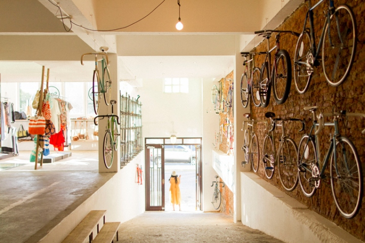 Exhibition Stand Builders Cape Town : Bicycle retail design