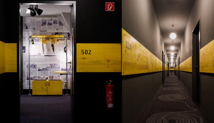 Superbude II hotel – hostel by Dreimeta, Hamburg – Germany » Retail ...