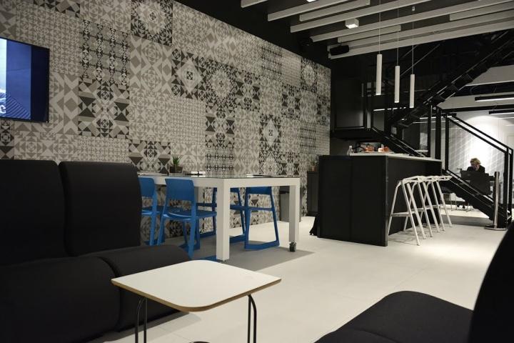 category store design showroom