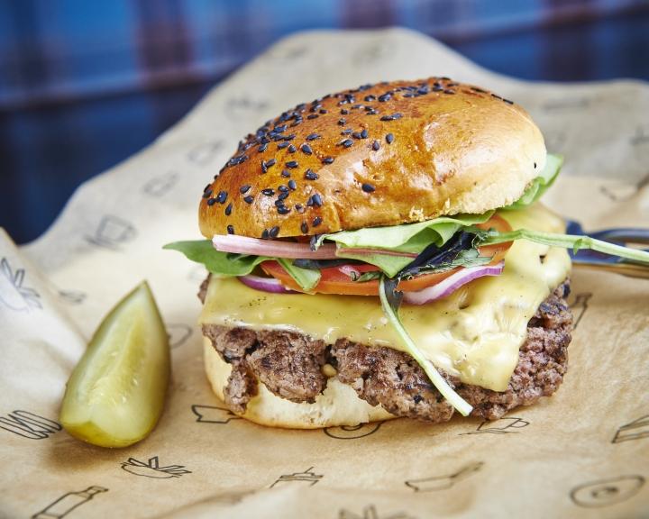 Burger Kitchen restaurant