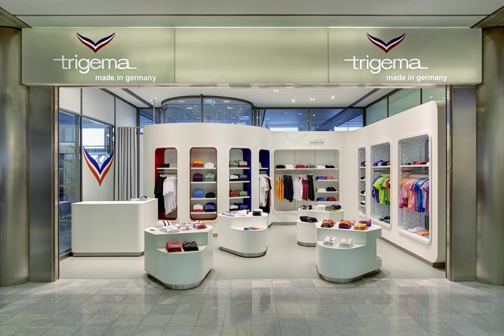 trigema store by heikaus stuttgart germany retail design blog. Black Bedroom Furniture Sets. Home Design Ideas