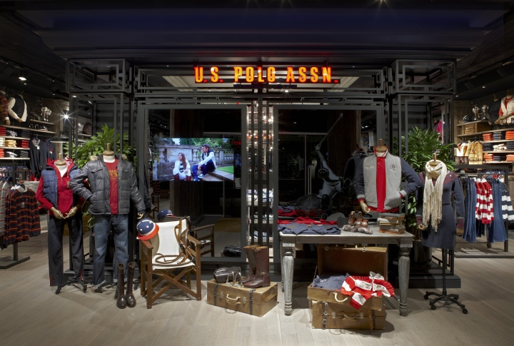 U s polo assn store by geomim istanbul turkey - Polo garage turkiye online shop ...