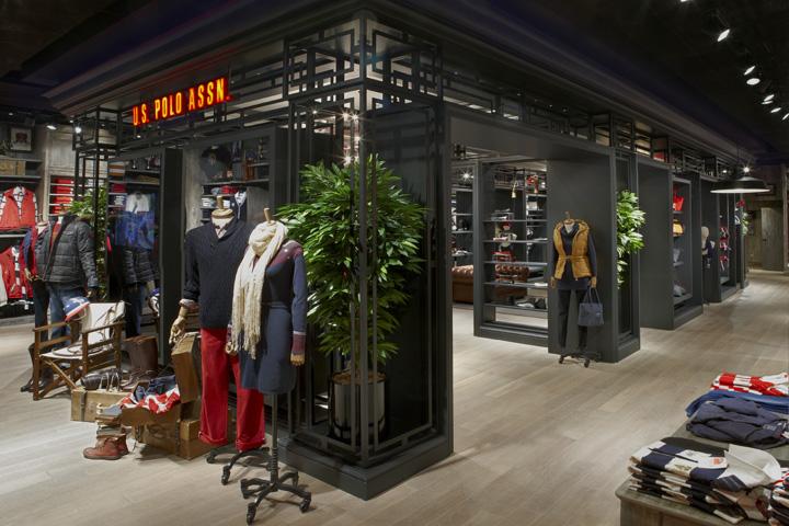 » U.S. Polo Assn. store by Geomim 074d475a3d