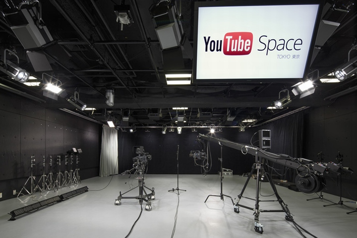 187 Youtube Space By Klein Dytham Architecture Tokyo