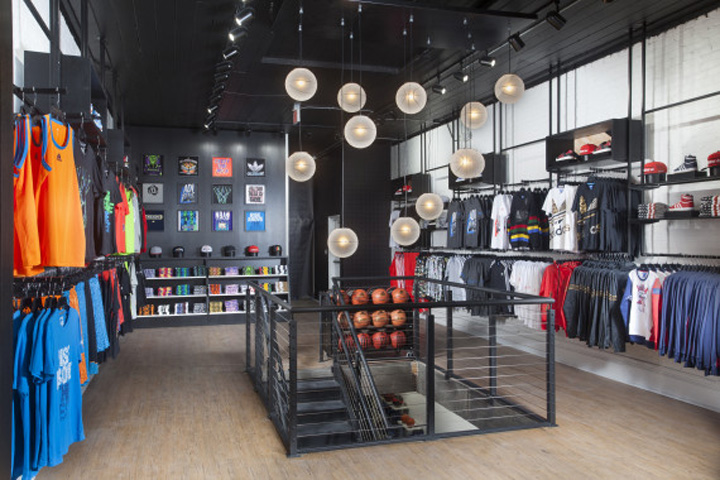 On February 7 Adidas Opened The Doors Of A New Pop Up Shop In Famous Orleans Quarter Which Expands Brands Celebration NBA All Star Game