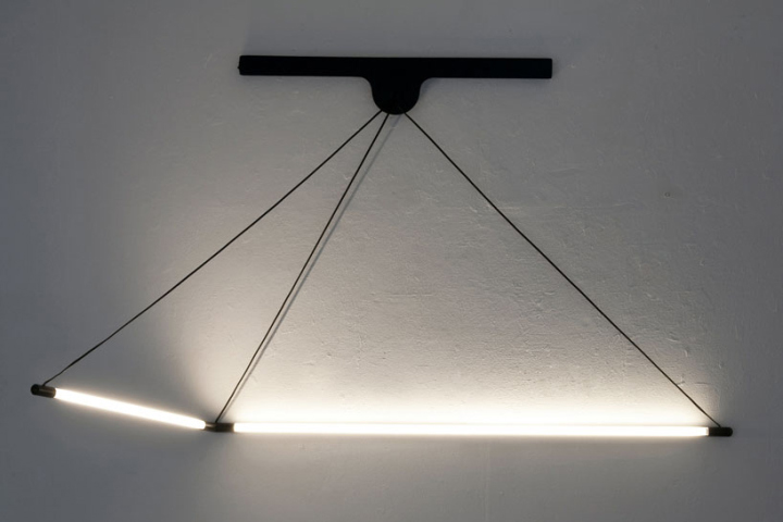 2084 Modular Wall Lamp By Geoffroy Gillant