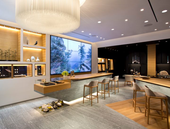 187 Audemars Piguet Store By Creative Circle International
