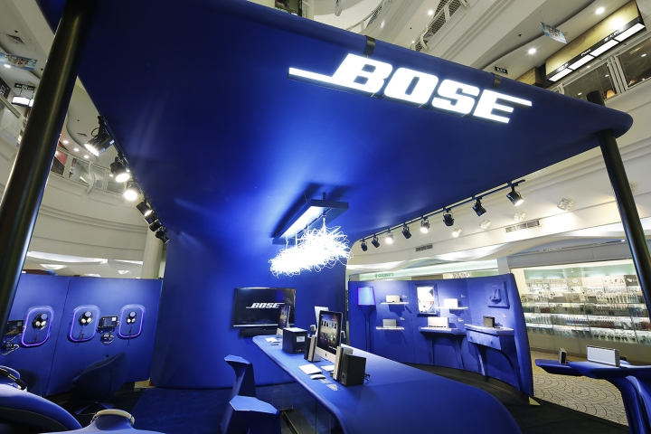 bose road show by arthur augerot china. Black Bedroom Furniture Sets. Home Design Ideas