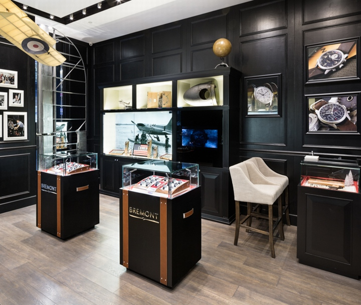 187 Bremont Watches Boutique By Pop Store Hong Kong