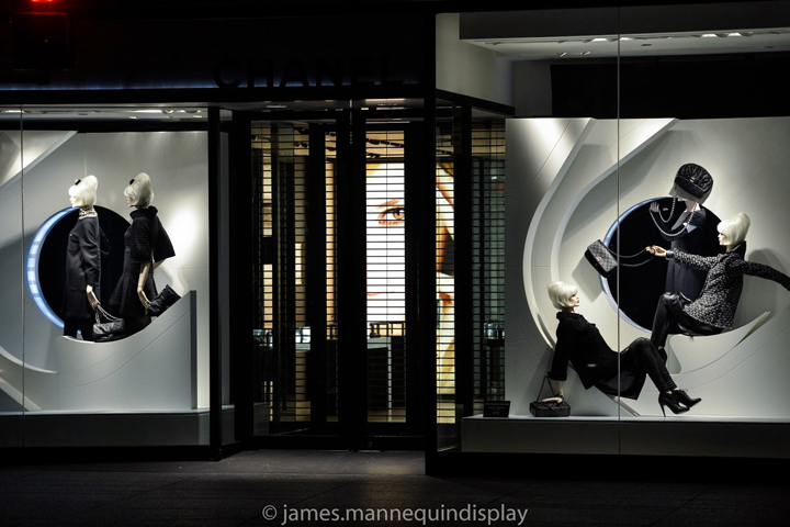 Chanel windows 2014, Toronto – Canada » Retail Design Blog