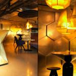 Eclectic restaurant by Tom Dixon Paris France 09 » Retail Design Blog