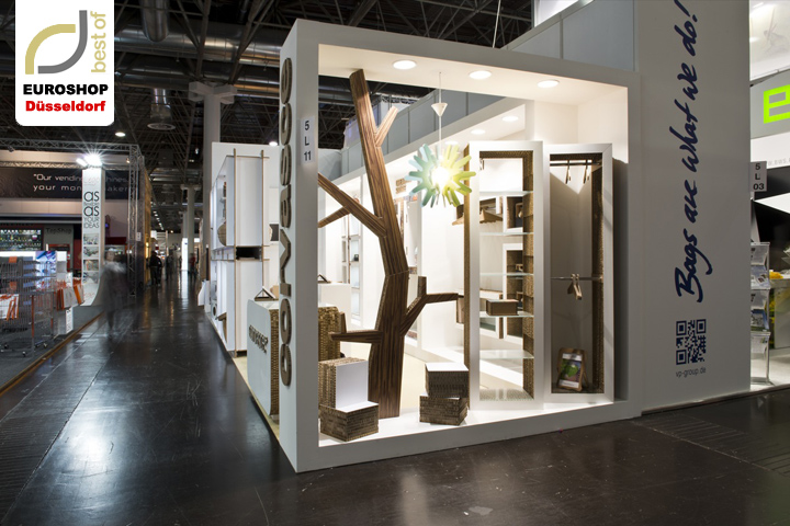 Exhibition Stand Eco : Eco retail design
