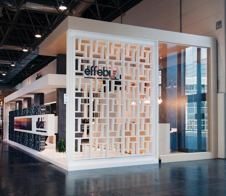 Exhibition Booth Design D : Euroshop düsseldorf effebi stand by studio a d