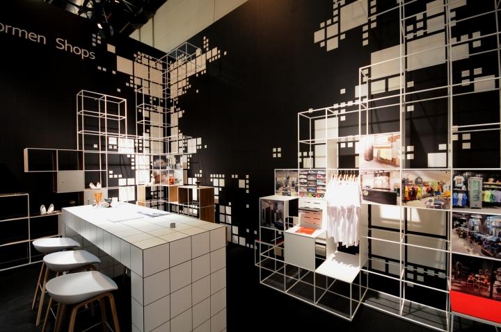 euroshop d sseldorf 2014 k nig. Black Bedroom Furniture Sets. Home Design Ideas