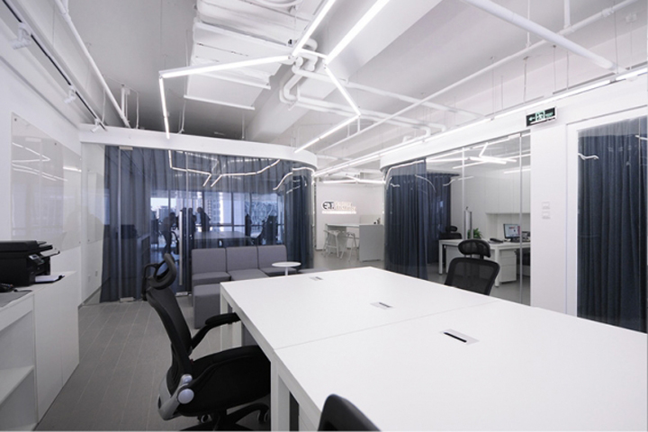 Exotropy Technology Office By Spejs Beijing China