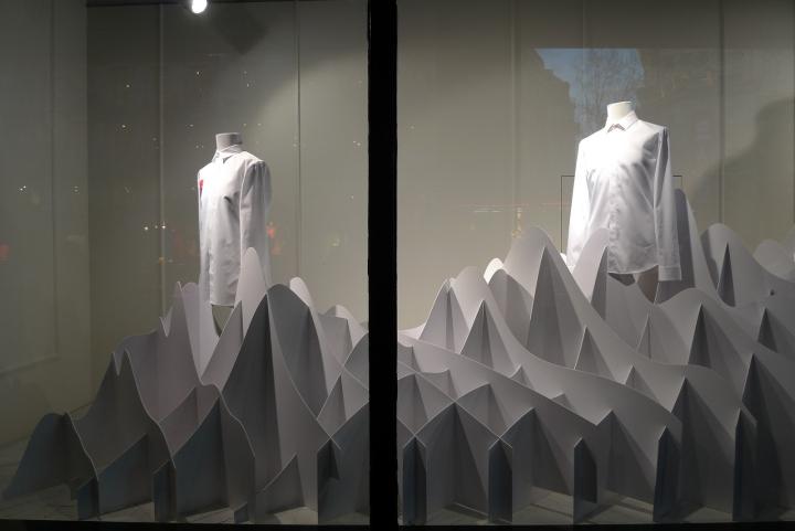 187 Galeries Lafayette Windows 2014 Paris