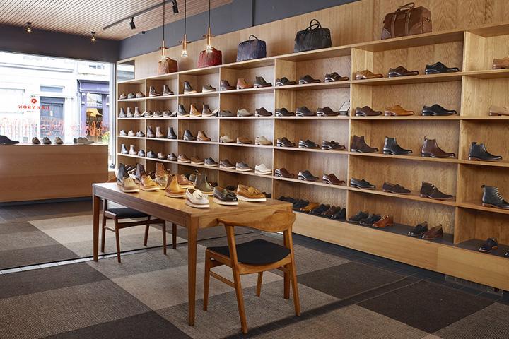 Grenson store, London – UK