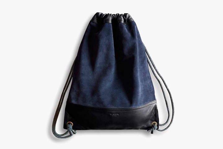 Henten Leather Drawstring Bags » Retail Design Blog