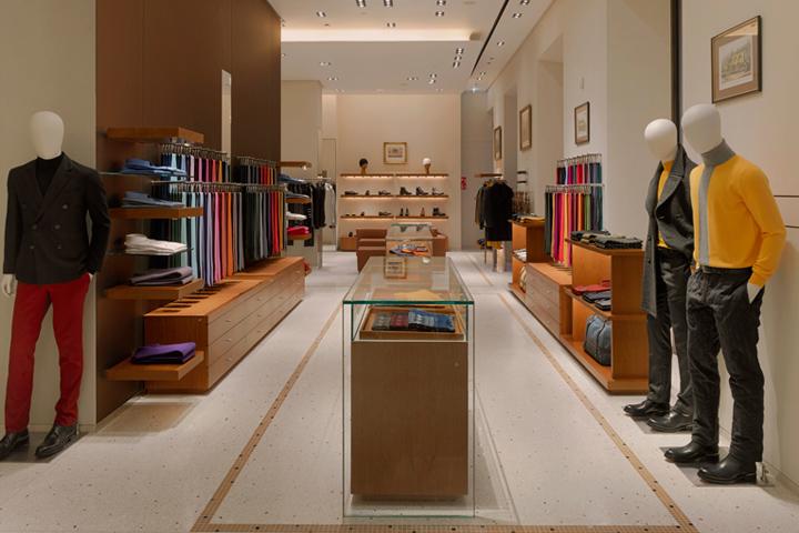 » Hermès flagship store, Milan – Italy b8affb92c8e
