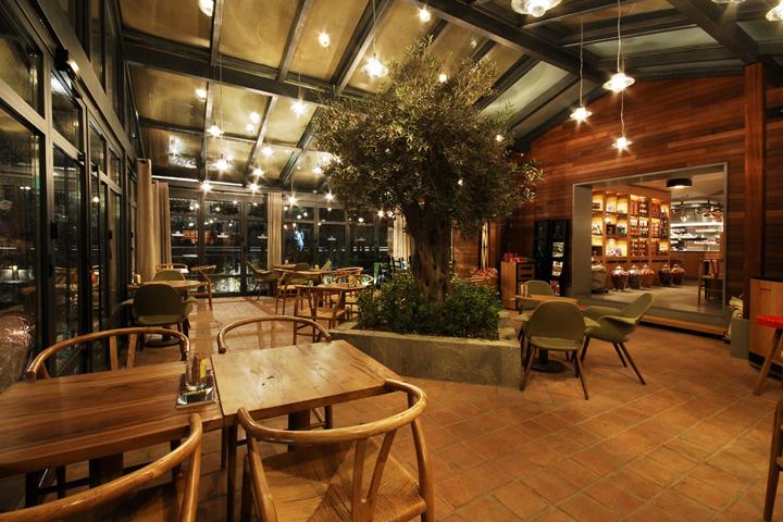 Kahve Dunyasi Fabrika cafe by Toner Architects Istanbul Turkey  Kahve Dünyası Fabrika café by Toner Architects, Istanbul   Turkey