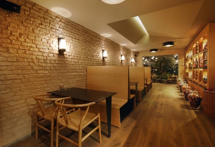 Kahve Dunyasi Fabrika cafe by Toner Architects Istanbul Turkey 02 Kahve Dünyası Fabrika café by Toner Architects, Istanbul   Turkey