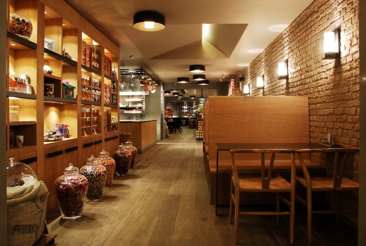 Kahve Dunyasi Fabrika cafe by Toner Architects Istanbul Turkey 05 Kahve Dünyası Fabrika café by Toner Architects, Istanbul   Turkey