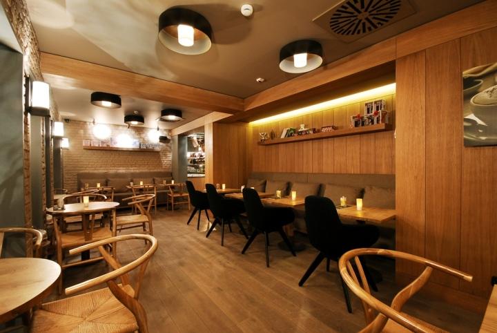 Kahve D 252 Nyası Fabrika Caf 233 By Toner Architects Istanbul