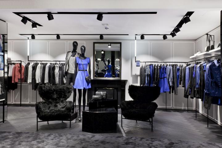 karl lagerfeld retail design blog. Black Bedroom Furniture Sets. Home Design Ideas