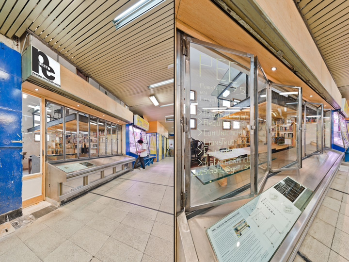 Lavapies Market Workspace by Colectivo PEC Madrid Spain 10 Lavapies Market Workspace by Colectivo PEC, Madrid   Spain