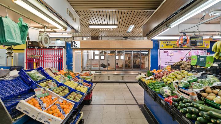 Lavapies Market Workspace by Colectivo PEC Madrid Spain 11 Lavapies Market Workspace by Colectivo PEC, Madrid   Spain