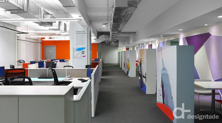 187 Myntra Office By Designtude Bangalore India
