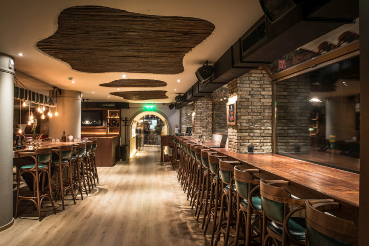 187 Nightjar Restaurant By Manousos Leontarakis Amp Associates