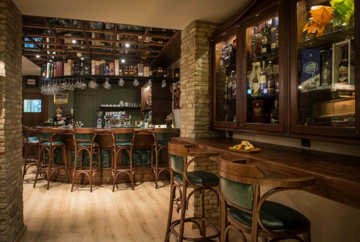 187 Nightjar Restaurant By Manousos Leontarakis Amp Associates