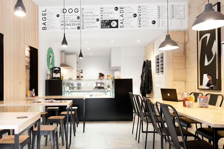 O petit en k street food restaurant by hekla bordeaux
