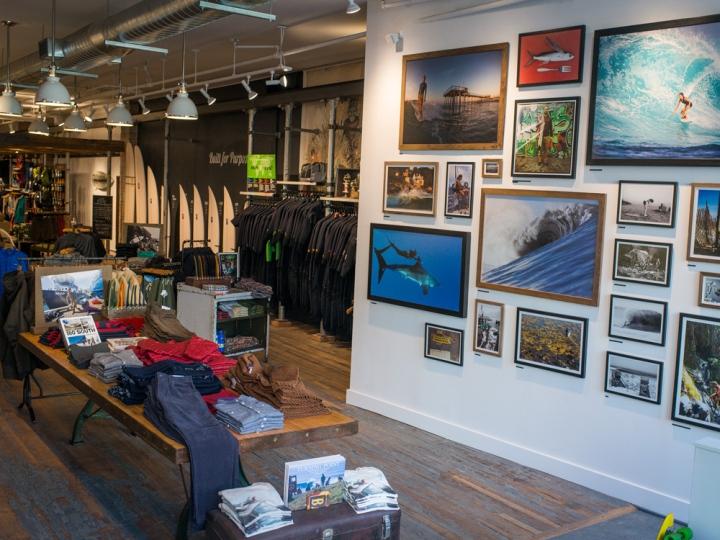 187 Patagonia Bowery Surf Shop New York City