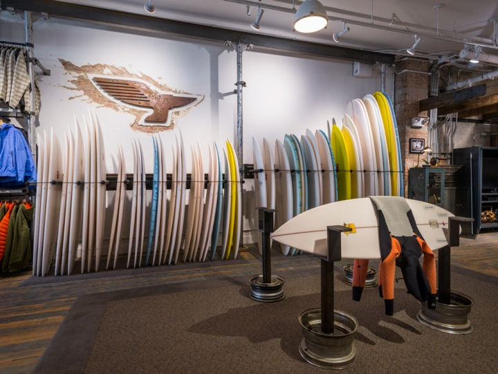 187 Patagonia Bowery Surf Shop New York City
