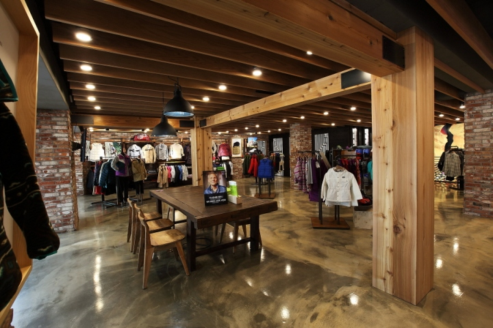 Patagonia Store By Designad4m Sysp Seoul South Korea