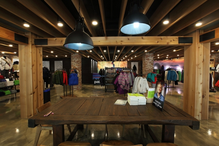 187 Patagonia Store By Designad4m Sysp Seoul South Korea