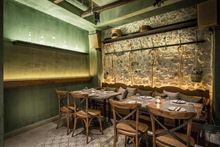 Peskesi Restaurant By Manousos Leontarakis Amp Associates