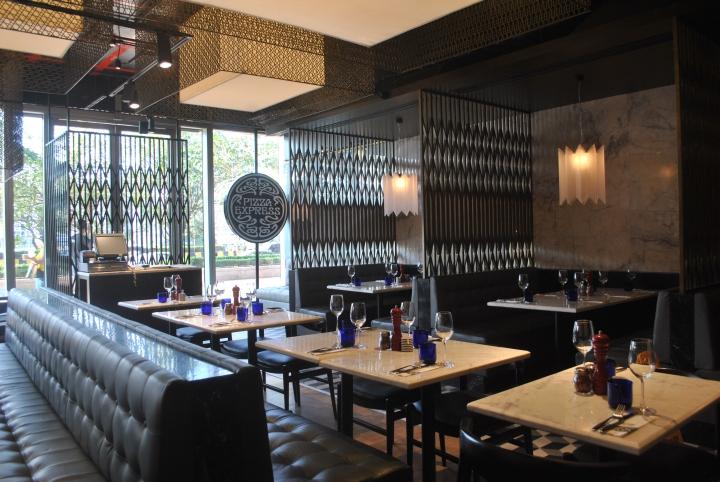 187 Pizzaexpress Restaurant Mumbai India
