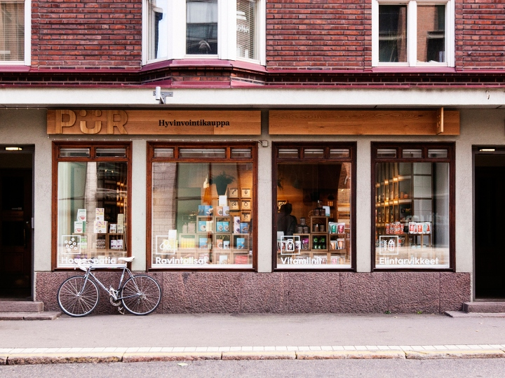 » Pur wellness shop by Bond, Helsinki – Finland