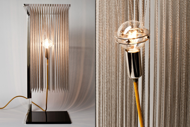 Rain table lamp by luis pons design lab retail design blog rain table lamp by luis pons design lab mozeypictures Image collections