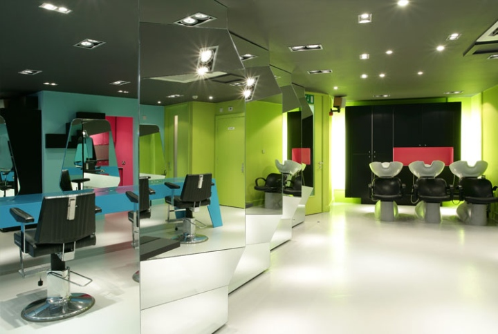 Hair salons reuben wood hair salon by peter masters for A b beauty salon houston