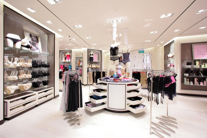 Lingerie Stores Robinsons Boutique At Marina Bay Sands