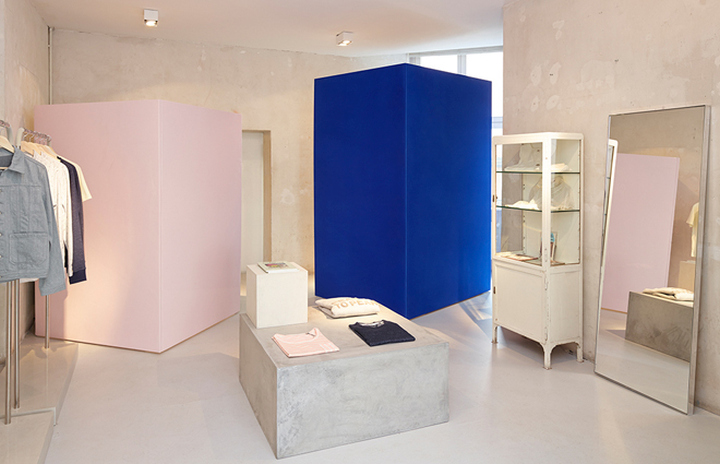 Seek No Further stores by Universal Design Studio, London, Berlin ...