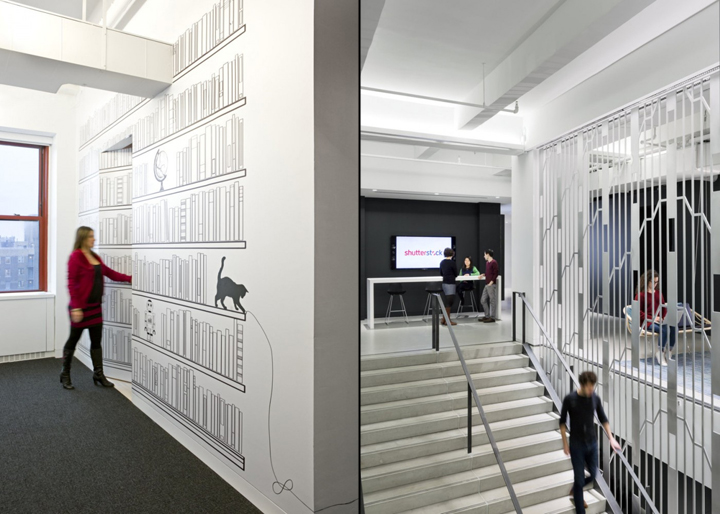 Shutterstock office new york city retail design blog - What offices are in the empire state building ...