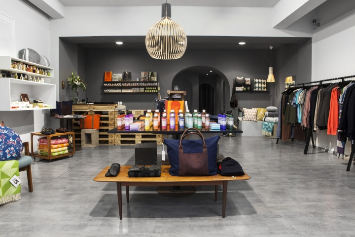Van Nord Fashion And Lifestyle Concept Store Berlin